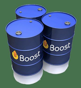 Boost-drums
