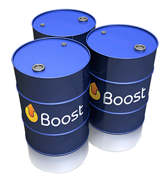 Boost drums