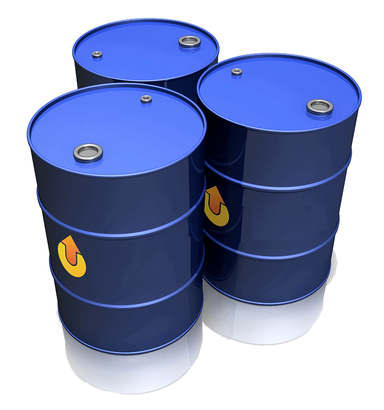 Oil drums without Boost