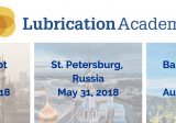 Lubrication Academy 2018 Dates